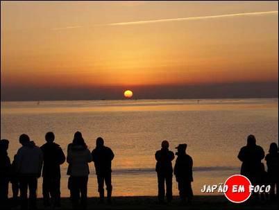 Hatsuhinode - O primeiro nascer do sol do ano