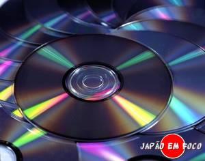 Invenções japonesas - CDs