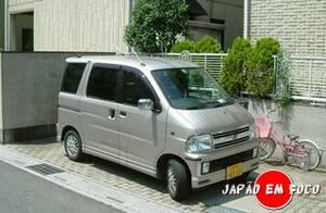 Invenções japonesas - Kei Car