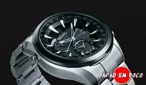 Invenções japonesas - Relógio de Pulso Seiko Astron