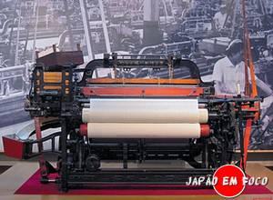 Invenções japonesas - Toyoda Automatic Loom