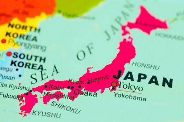 japão mapa Regiões, Províncias e Capitais Japonesas | Curiosidades do Japão japão mapa
