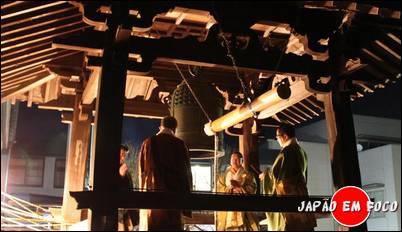Joya no Kane - Tradição de Ano Novo no Japão 2
