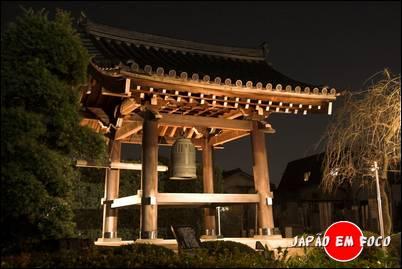 Joya no Kane - Tradição de Ano Novo no Japão
