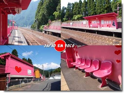 Koi-Yamagata - A estação de trem dos apaixonados fotos