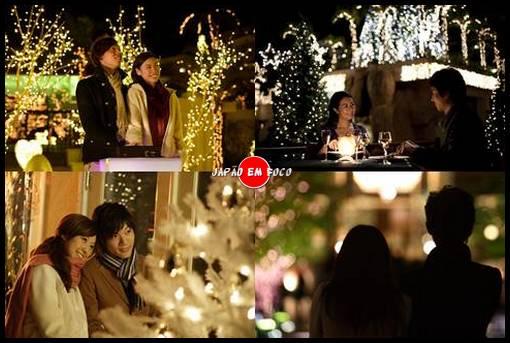 Natal romântico no Japão