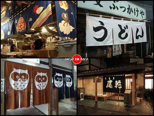 Noren, as cortinas tradicionais japonesas 22