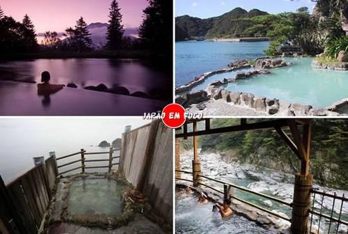 Onsens no Japão