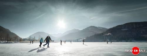 Patinar no gelo