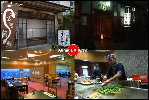 Tipos de restaurantes no Japão