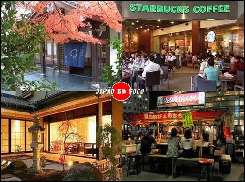 Tipos de restaurantes que existem no Japão 3