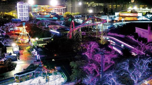 Yomiuri Land Jewellumination 2016