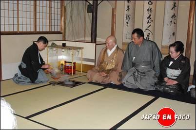 hatsugama - A primeira cerimônia do chá do ano