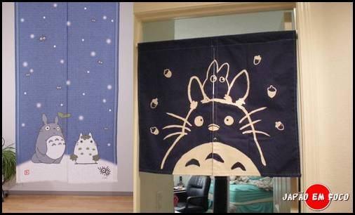 Noren, cortina tradicional japonesa