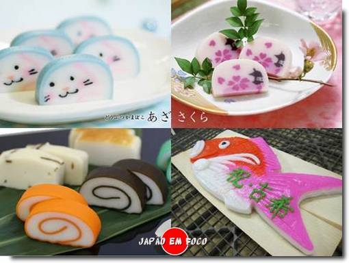 Kamaboko art fotos