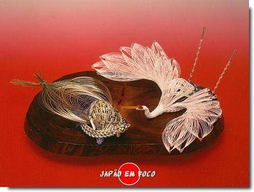 Mizuhiki art