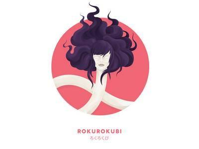 Youkai Rokurokubi