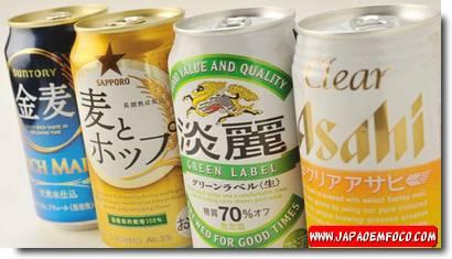 Cerveja Happoshu