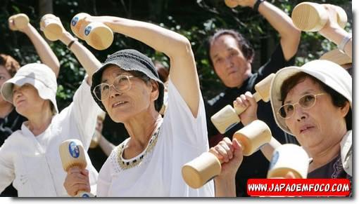 Idosos japoneses