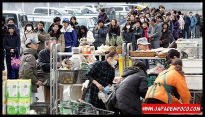 Paciência e Resiliência do Povo Japonês