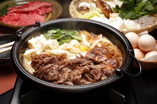receita de sukiyaki