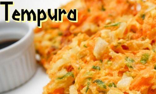 Os portugueses acabaram sendo expulsos pelos japoneses pois não queriam ser catequizados e ficaram somente com a sua herança gastronômica: o tempurá.
