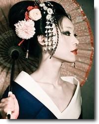A importância da mulher na sociedade japonesa