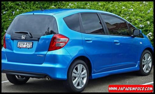 Carros japoneses com nomes estranhos - Honda Fitta (Vagina em sueco e norueguês)