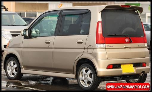 Carros japoneses com nomes estranhos - Honda Life Dunk (Vida Afundada em Inglês)