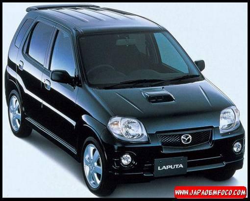 Carros japoneses com nomes estranhos - Mazda LaPuta (Prostituta em espanhol)