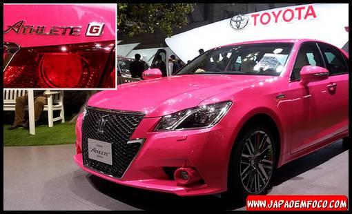 Carros japoneses com nomes estranhos - Toyota Athlete (Atleta em inglês)