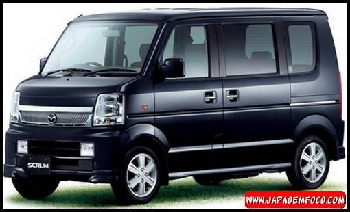 Carros japoneses com nomes estranhos - Yamaha Pantryboy Supreme (Garoto da Despensa Supremo)