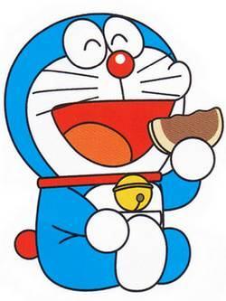 Doraemon e Dorayaki