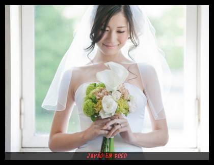 Mulher japonesa (casamento)