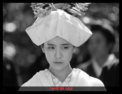 Mulher japonesa (omiai - casamento arranjado)