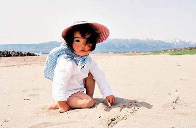 Mirai chan, a garotinha do futuro