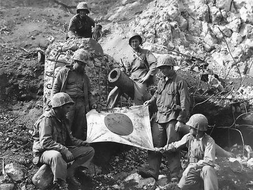 A Batalha de Iwo Jima