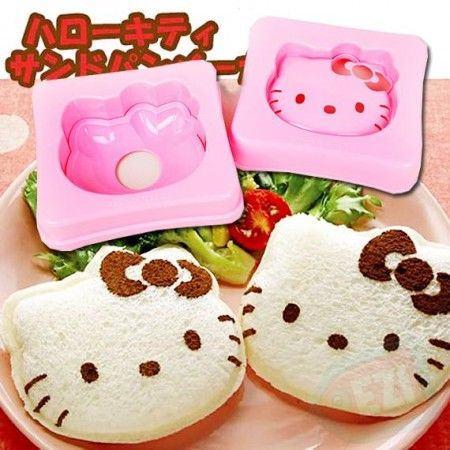 Hello-Kitty-Sandwich-Pocket-Maker-Bread-Mould-Cutter