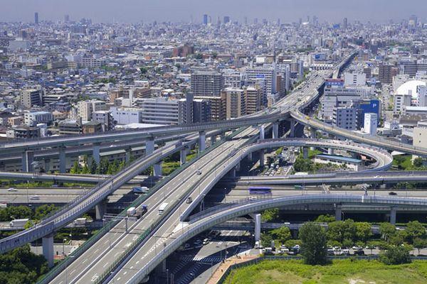 rodovias japonesas