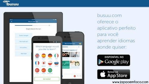 Aplicativo Busuu