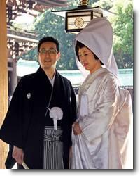 Casamento Tradicional japonês
