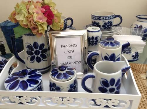 Porcelanas de Monte Sião