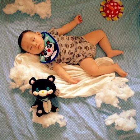 nezo arte (Posturas dormindo)