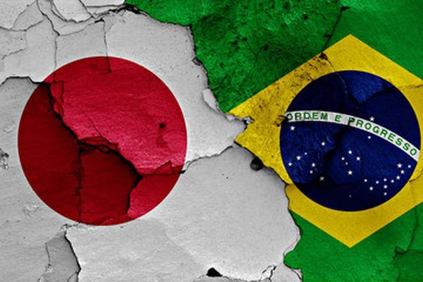 Brasil e Japão 2