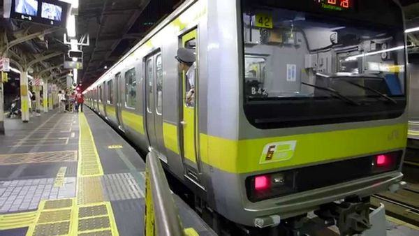 Melodias nas estações de trem no Japão