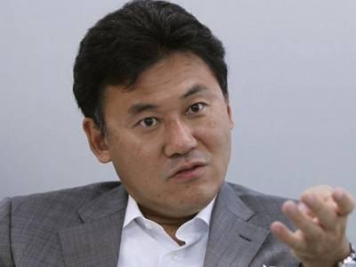Os Homens mais ricos do Japão - Hiroshi Mikitani