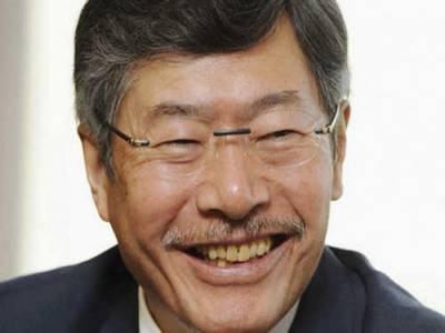 Os Homens mais ricos do Japão - Nobutada Saji