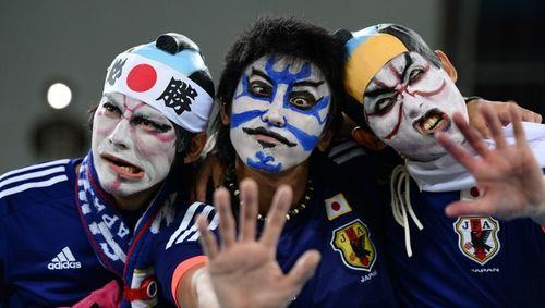 Torcida Japonesa 2