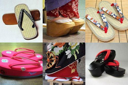 Calçados yukata