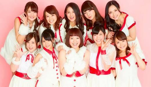 Chubbiness, um grupo J-Pop formado por gordinhas sqn